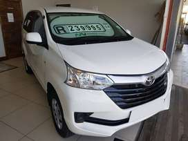 2018 Toyota Avanza 1.5SX with 19000kms LIKE NEW with Balance of Servic