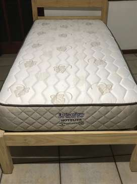 Mattress for single bed (price negotiable)