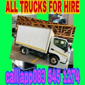 AFFORDABLE TRUCKS FOR HIRE