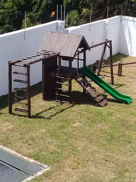 Manufactures of jungle gyms