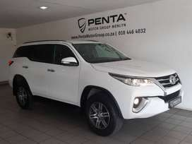 Toyota Fortuner 2.4GD-6 R/B Auto