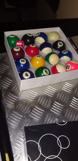 Pool Table for sale 7k negotiable