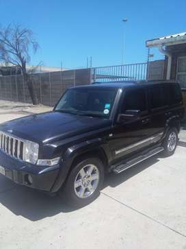 Jeep Commander 3.0 Limited