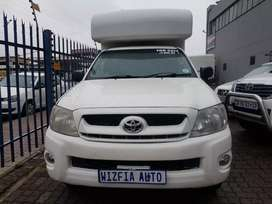 2011 Toyota Hilux Canopy