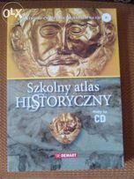 Nowy szkolny atlas historyczny.