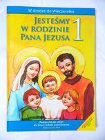 Jesteśmy w rodzinie Pana Jezusa podręcznik do 1 kl