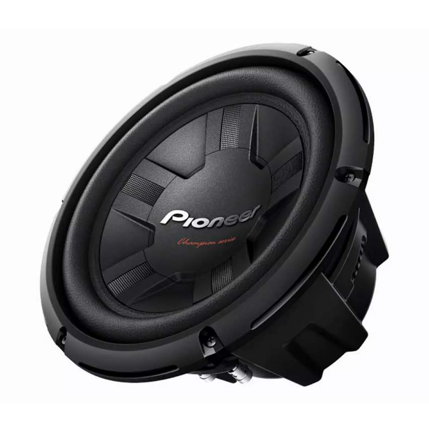 Pioneer TS-W311D4 Champion Series subwoofer with dual 4ohm voice coil 0