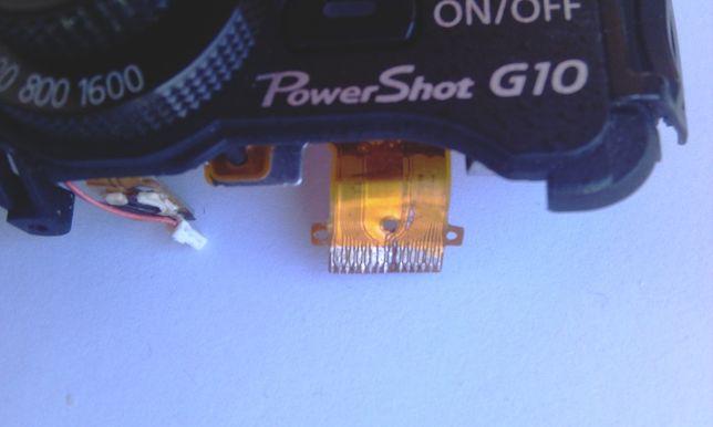 Для Canon g10 вернхня планка Львов - изображение 3