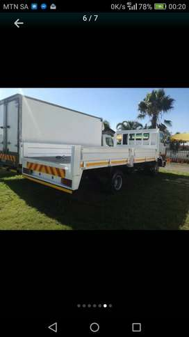 Truck for hire in cape town