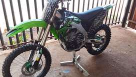 Kx-F 450 Fuel injection 2011