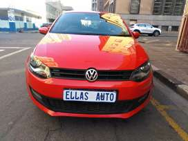 Pre Owned 2012 VW Polo 1.4.