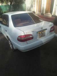 Clean toyota 110 quick sale 0