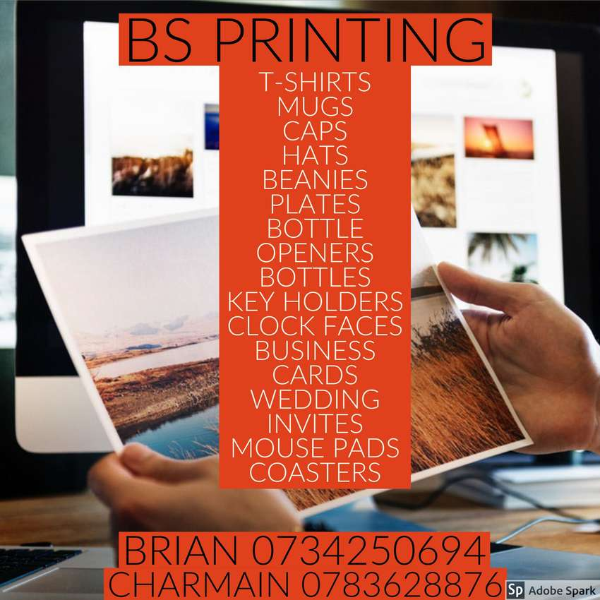BS Printing Business 0