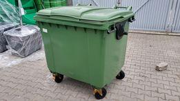 Kontener pojemnik na odpady 1100l NOWE kolorowy kontener na śmieci