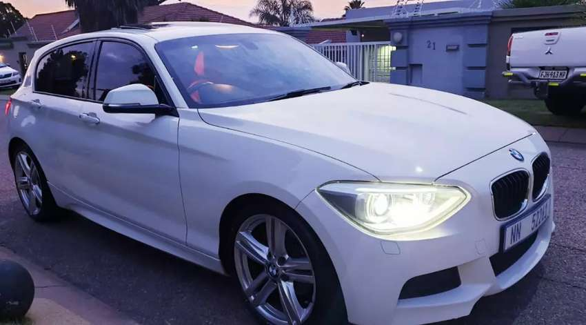 2013 BMW 118i Msport Package auto F20 R179000 0
