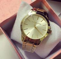 Złoty zegarek Michael Kors MK