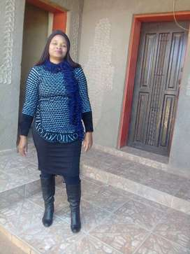 Maid/nanny/cleaner from Lesotho needs stay in work ASAP