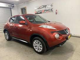 Nissan juke for sale with very low mileage