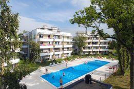 Apartament z basenem nad morzem