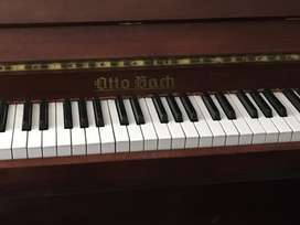 Piano second hand. .   Otto Bach.