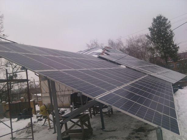 30 кВт солнечная электростанция за 11900$