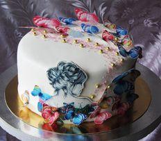 Торт на заказ, Детский торт на заказ, торт на День рождения, торт на ю