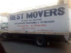 Best movers transport hire
