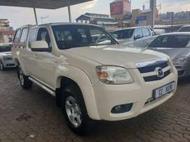 2011 Mazda BT-50 Extended Cab Manual