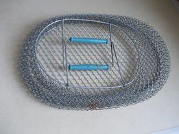 Новая Металлическая плетеная авоська для продуктов,сделана в СССР.