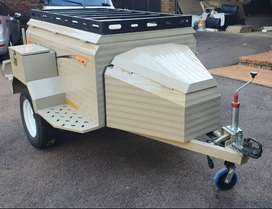 4x4 CHALLENGER CAMPING TRAILER, BRAND NEW