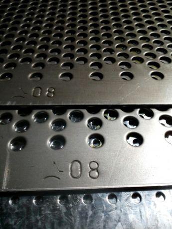 Решета к дробилкам ДДМ 500х1575 мм Толщина 1,5;2,0;3,0 мм Яготин - изображение 2