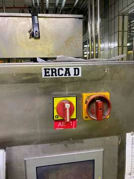 Erca RK3 Form Fill and Sealing Yoghurt Line (ERCA D)