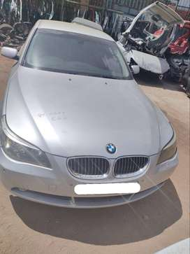 BMW E60 330D MANUAL DIESEL 2006 USED SPARE PARTS FOR SALE,