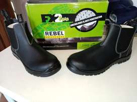 Chelsea Rebel safety boots