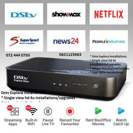 Signal Repairs, Dstv Explora Extra view Installers, Ovhd