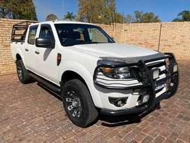 2010 Ford  ranger 2.5TD Double cab