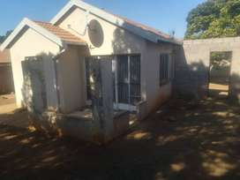 full house to rent . with 2 bedrooms and 1 separate bathroom & toilets