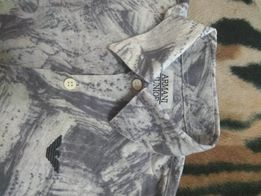 рубашечка Armani Junior + рубашечка в подарок