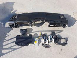 Безопасность торпеда панель airbag Toyota RAV4 13-18 года