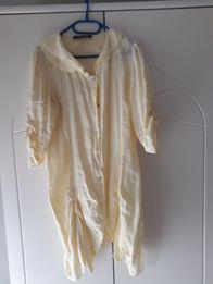 elegancka bluzka tunika z Włoch