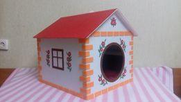 Будка, домик для собаки (для квартиры)