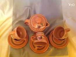 Набор глиняной посуды Новый