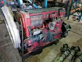 Cummins isx 500hp complete engine for sale.