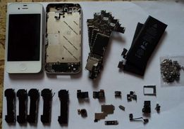 айфон 4, 4s запчастини, акб кришка
