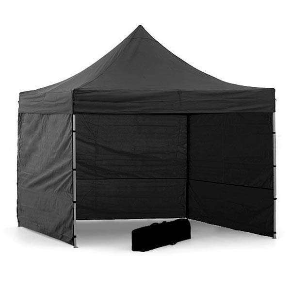 Extra Heavy Duty Gazebos With Sides And Wheel Bags Waterproof 0