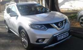 2018 Nissan x Trail 2,0 Automatic