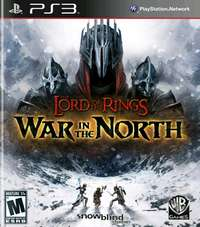 Image of Lord of the Rings: War in the North