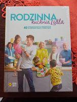 Rodzinna Kuchnia Lidla książka kucharska NOWA