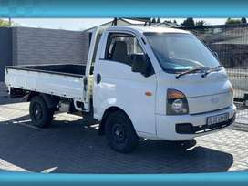 Bakkie / Truck for hire with driver
