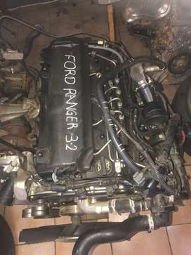 2014 FORD RANGER 3.2 ENGINE LOW KILLows